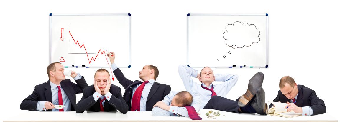 Schluss mit ineffizienten Besprechungen header image